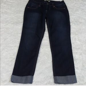 17/21 Exclusive Denim Jeans - 17/21 Exclusive Denim Size: 4 Cropped